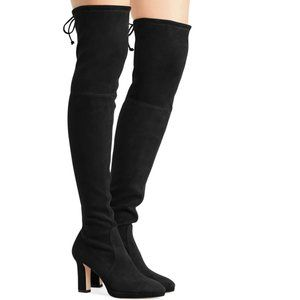 Stuart Weizman The LEDYLAND Over- The - Knee Boots